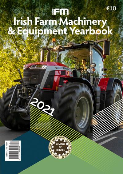 Irish Farm & Machinery Yearbook 2021